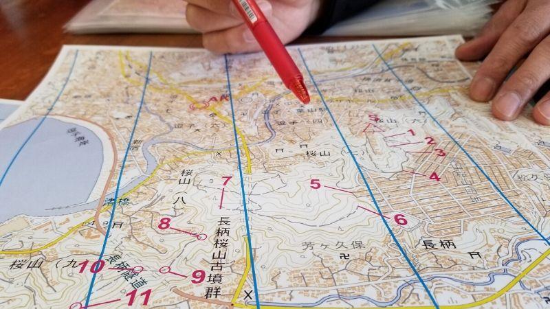 地図読み講習会